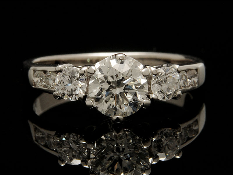 diamond engagement ring kansas city